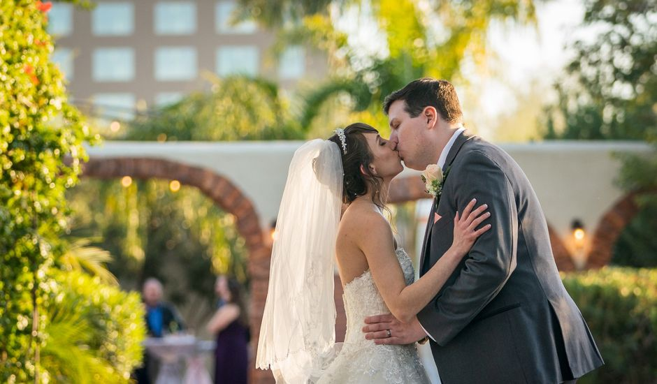 Anthony and Melissa's Wedding in Chandler, Arizona