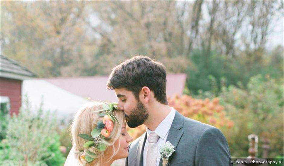Rachel and Brad's Wedding in Stillwater, Minnesota