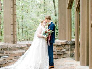 The wedding of Sarah and Sam