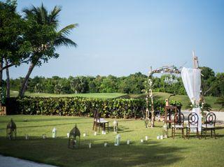 Kevin and Kim's Wedding in Bavaro, Dominican Republic 25
