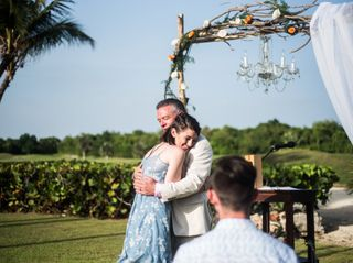Kevin and Kim's Wedding in Bavaro, Dominican Republic 27