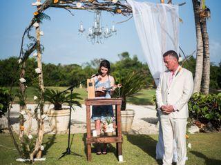 Kevin and Kim's Wedding in Bavaro, Dominican Republic 28