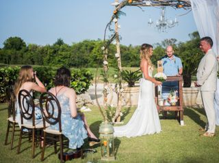 Kevin and Kim's Wedding in Bavaro, Dominican Republic 30