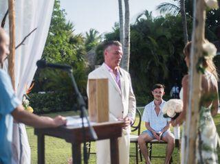 Kevin and Kim's Wedding in Bavaro, Dominican Republic 32