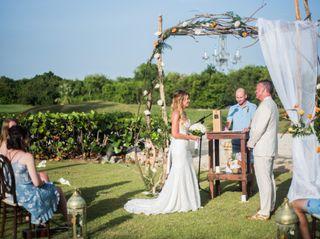 Kevin and Kim's Wedding in Bavaro, Dominican Republic 33