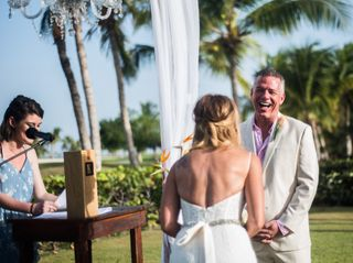 Kevin and Kim's Wedding in Bavaro, Dominican Republic 34