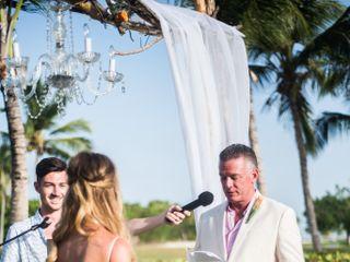Kevin and Kim's Wedding in Bavaro, Dominican Republic 35