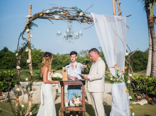 Kevin and Kim's Wedding in Bavaro, Dominican Republic 36