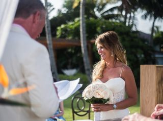 Kevin and Kim's Wedding in Bavaro, Dominican Republic 37