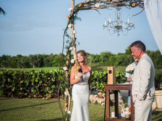 Kevin and Kim's Wedding in Bavaro, Dominican Republic 38