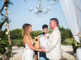 Kevin and Kim's Wedding in Bavaro, Dominican Republic 40