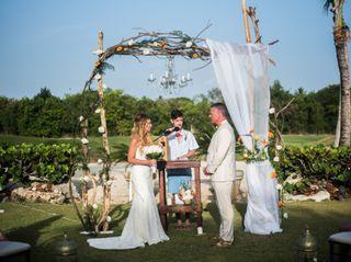 Kevin and Kim's Wedding in Bavaro, Dominican Republic 41
