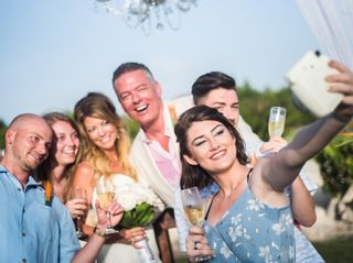 Kevin and Kim's Wedding in Bavaro, Dominican Republic 43