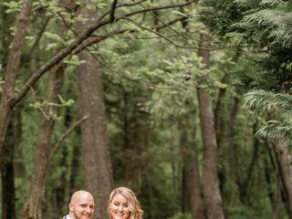 The wedding of Jen Sukeforth and Joe Sukeforth 1