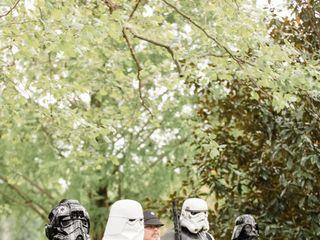 The wedding of Jen Sukeforth and Joe Sukeforth 3