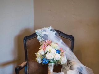 The wedding of Jennifer and Jason 1