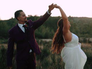 The wedding of Amanda and Fernando