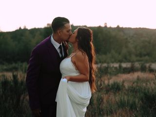 The wedding of Amanda and Fernando 2