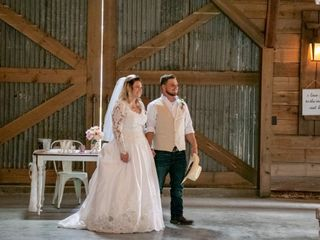 The wedding of Thomas and Ruby 2