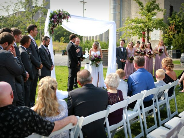 Taylor and Laragh's Wedding in Minneapolis, Minnesota 206