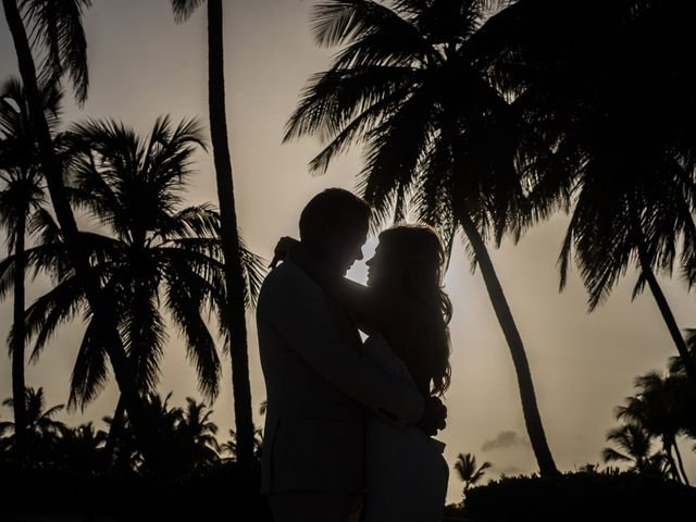 Kevin and Kim's Wedding in Bavaro, Dominican Republic 1