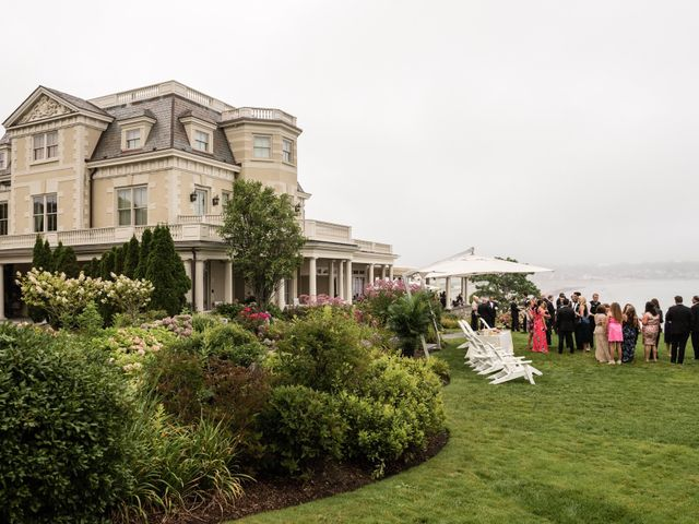 Anthony and Jessica's Wedding in Newport, Rhode Island 21