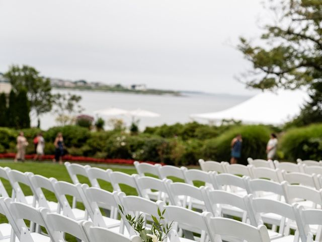 Anthony and Jessica's Wedding in Newport, Rhode Island 87
