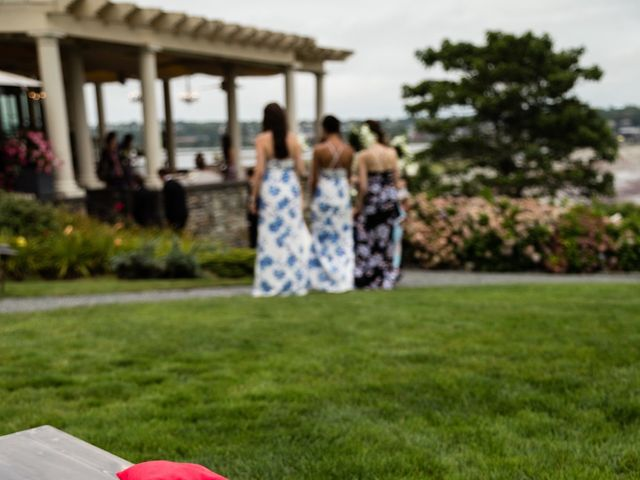 Anthony and Jessica's Wedding in Newport, Rhode Island 112