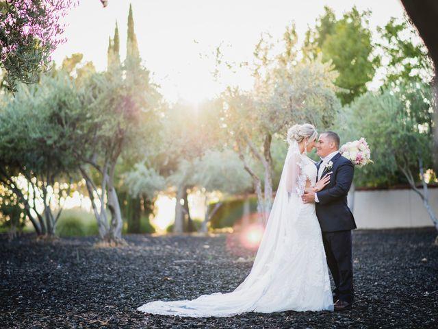 The wedding of Jennifer and Jason