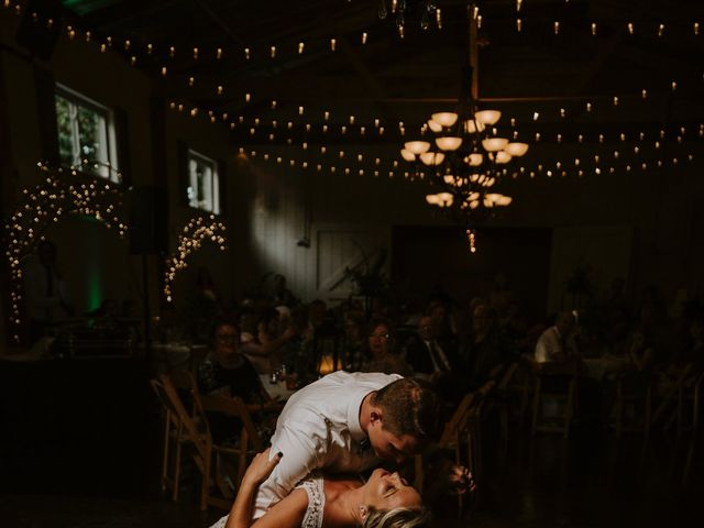 Collin and Emily's Wedding in Springdale, Arkansas 4