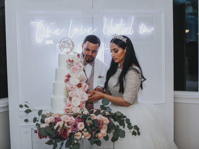 Alex and Neisha's Wedding in Gloucester, Massachusetts 1