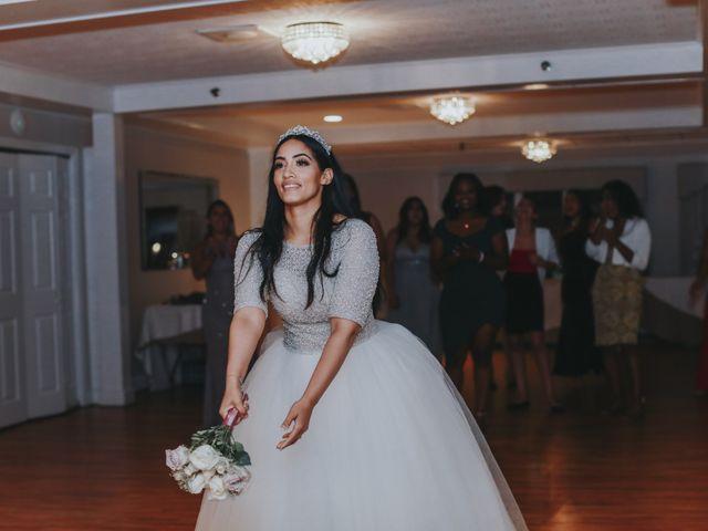 Alex and Neisha's Wedding in Gloucester, Massachusetts 4
