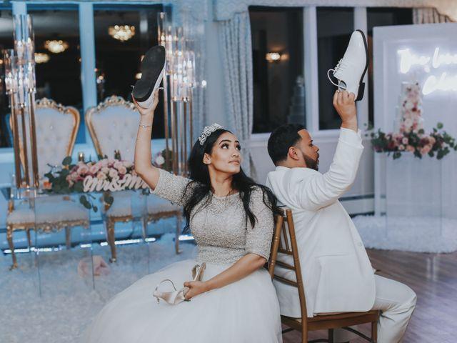 Alex and Neisha's Wedding in Gloucester, Massachusetts 5