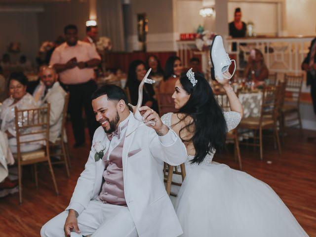 Alex and Neisha's Wedding in Gloucester, Massachusetts 6