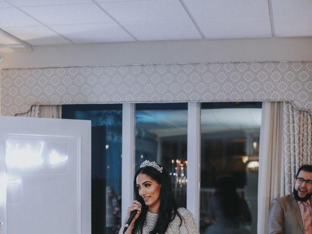 Alex and Neisha's Wedding in Gloucester, Massachusetts 7