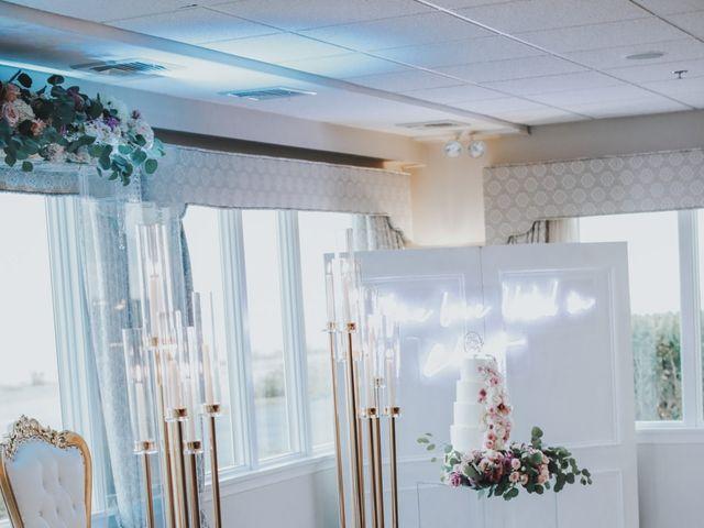 Alex and Neisha's Wedding in Gloucester, Massachusetts 12