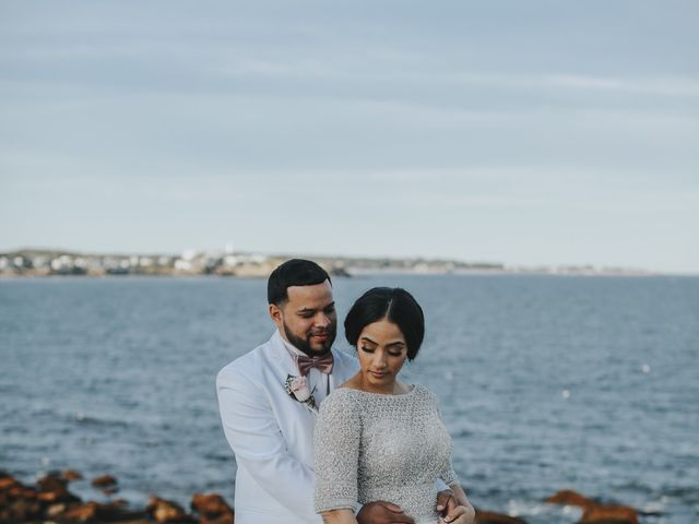 Alex and Neisha's Wedding in Gloucester, Massachusetts 20