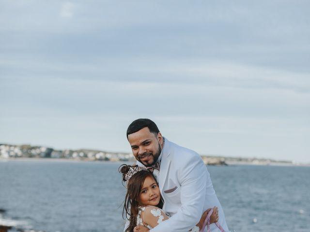 Alex and Neisha's Wedding in Gloucester, Massachusetts 23