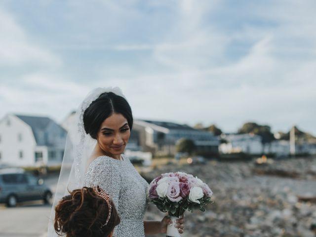 Alex and Neisha's Wedding in Gloucester, Massachusetts 24