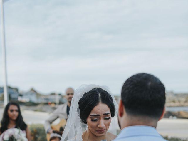 Alex and Neisha's Wedding in Gloucester, Massachusetts 26