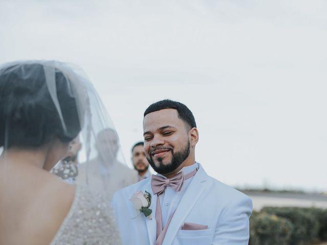 Alex and Neisha's Wedding in Gloucester, Massachusetts 27