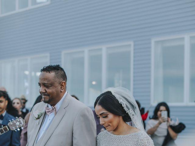Alex and Neisha's Wedding in Gloucester, Massachusetts 28