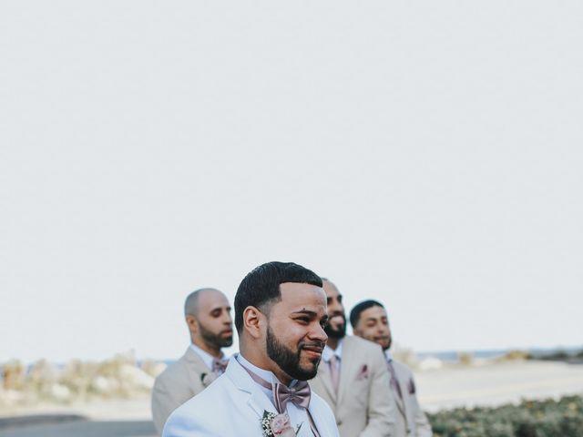 Alex and Neisha's Wedding in Gloucester, Massachusetts 29