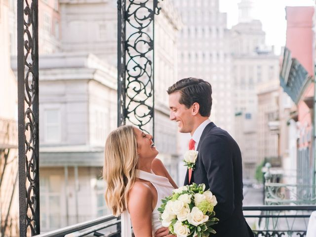 Alex and Catherine's Wedding in New Orleans, Louisiana 42