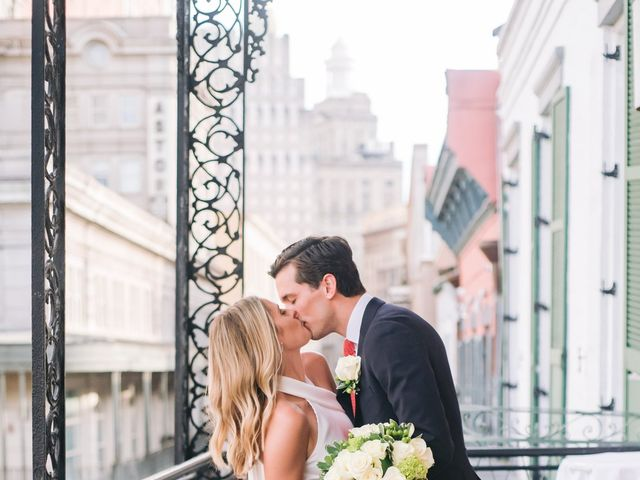 Alex and Catherine's Wedding in New Orleans, Louisiana 44