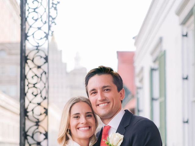 Alex and Catherine's Wedding in New Orleans, Louisiana 45