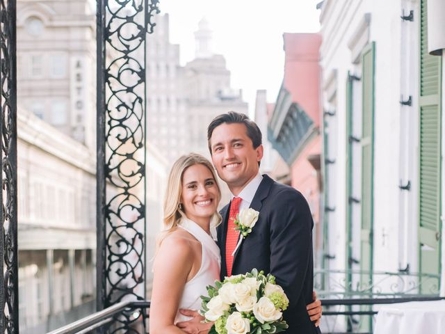 Alex and Catherine's Wedding in New Orleans, Louisiana 46