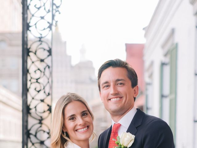 Alex and Catherine's Wedding in New Orleans, Louisiana 47