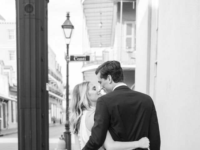 Alex and Catherine's Wedding in New Orleans, Louisiana 56
