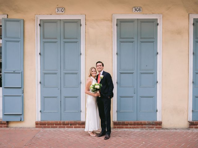 Alex and Catherine's Wedding in New Orleans, Louisiana 65